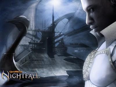 Tapeta Nightfall