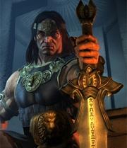 Król Conan z Akwilonii