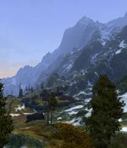 Góry Eiglophian
