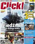 Okładka Click! 10/08