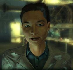 Doktor Madison Li