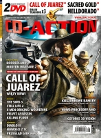 CD-Action – okładka numeru 06/09