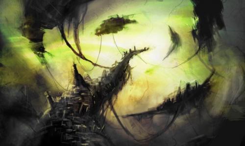 dragon age: początek, ea games, bioworld, fade, geografia, ferelden, conceptart