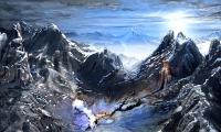 dragon age, przystań, concept art