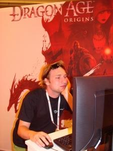 dragon age, polcon 2009, wrażenia
