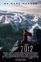 2012, filmy, plakat