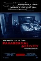 paranormal activity, film