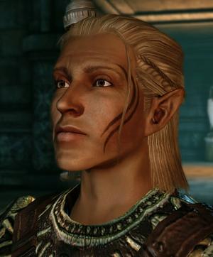 dragon age, zevran, postacie