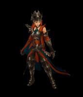 diablo 3, female wizard