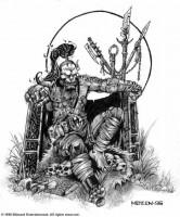 wow, ner'zhul, world of warcraft, ork, horda, czarnoksiężnik