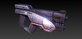 ciężki pistolet