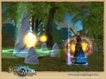 runes of magic, screen