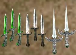 noże do rzucania