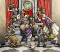 fable iii, artwork