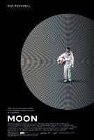 moon, plakat