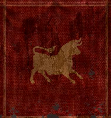 legion cezara, sztandar