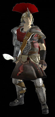 aurelisz z pheonix, centurion