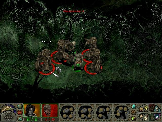 trigit, bestiariusz, potwory, potwór, sigil, ravela, czarnokolcy labirynt, czarnokolcy labirynt raveli, nocna wiedźma