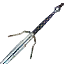 wyśmienity miecz z niebieskiego meteorytu, wiedźmin 2, witcher 2, miecze srebrne, wiedźmin 2 ekwipunek