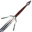wyśmienity miecz z czerwonego meteorytu, wiedźmin 2, witcher 2, miecze srebrne, wiedźmin 2 ekwipunek