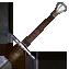 miecz półtoraręczny, wiedźmin 2, witcher 2, miecze stalowe, wiedźmin 2 ekwipunek