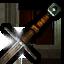 krótki miecz stalowy, wiedźmin 2, witcher 2, miecze stalowe, wiedźmin 2 ekwipunek