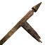 sztacheta, wiedźmin 2, zabójca królów, witcher 2, dodatkowa broń, wiedźmin 2 ekwipunek
