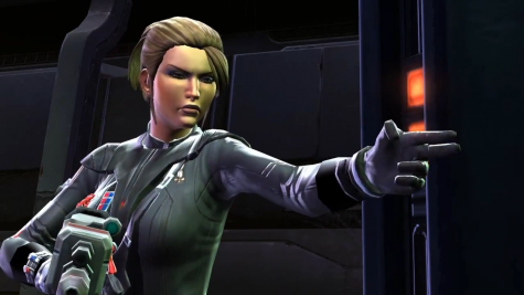 star wars, the old republic, imperialny agent