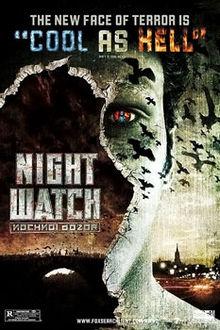 nocna straż, nocna straż film