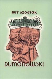 wit szostak, dumanowski, okładka
