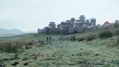 gra o tron, winterfell