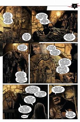 wiedźmin 2, racja stanu, komiks
