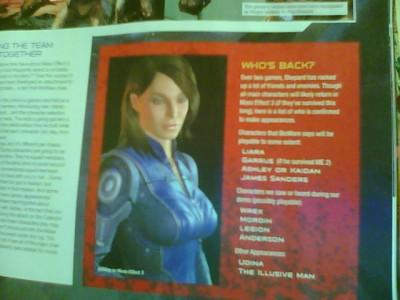 mass effect 3, ashley williams, bioware