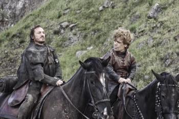 gra o tron, bronn, tyrion