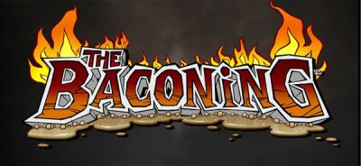 deathspank, baconing
