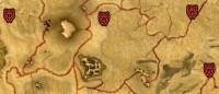 two worlds, antaloor, grom, map, mapa, solucja