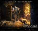 dragon age: dawn of the seeker, funimation