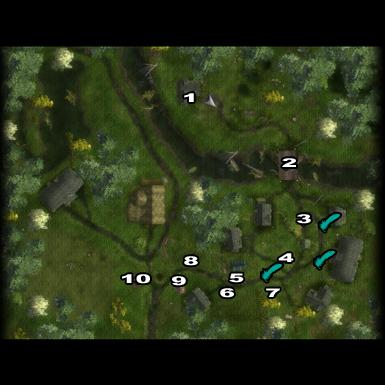 nwn2, solucja, mapa