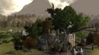 eregion, lokacje, moria, khazad-dûm, góry mgliste, czarna woda, misty mountains, black pool, brama hollinu, hollin gate, zachodnia brama, west-gate