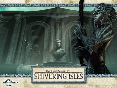 shivering isles, oblivion