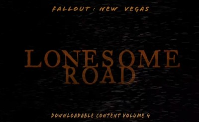 fallout: new vegas, lonesome road