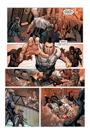 conviction, mass effect, komiks