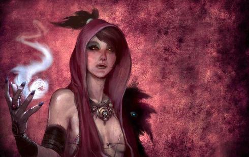 felieton, dragon age, morrigan