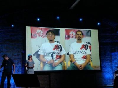 jesienna konferencja cd projekt, guild wars 2