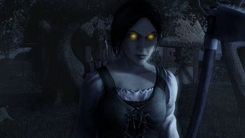 the dark eye demonicon
