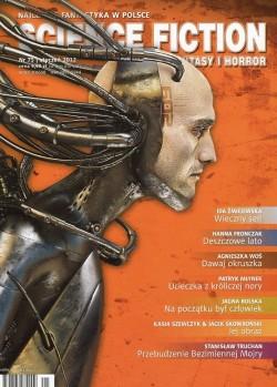 sffih 75, okładka, science fiction fantasy i horror 75, sffih, science fiction fantasy i horror