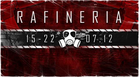 forum, rafineria 2012, pierwsze wieści, głuchołazy, larp, termin, gra terenowa