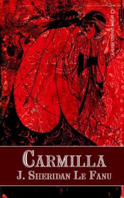 okładka, carmilla