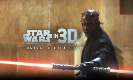 gwiezdne wojny 3d, mroczne widmo, aim media, 10 luty