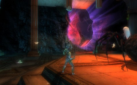 web of chaos, ddo, dungeons